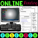 Online Reading and Research - Informational and Argumentat