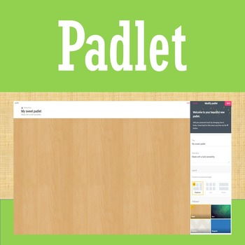 Online Tools - Padlet - Virtual Bulletin Board