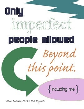 Only Imperfect People Allowed {lily blue}