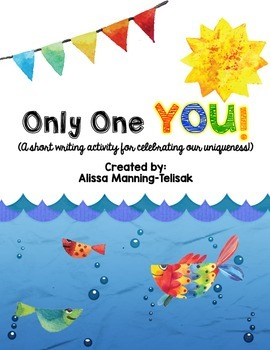Only One You (Celebrating Uniqueness)
