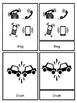 Onomatopoeia 3 Part Card