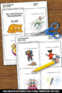 Onomatopoeia Vocabulary & Writing Activities for Stellaluna Book