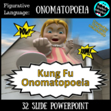 Onomatopoeia Figurative Language