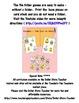 Onomatopoeia Variety File Folder Reading Literacy Center -