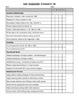 Ontario Grade 3 Math Expectation Checklist