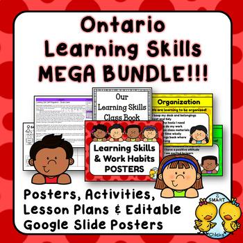 Ontario Learning Skills MEGA BUNDLE!!!