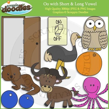 O Short and Long Vowel