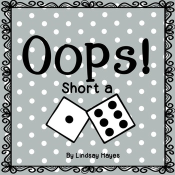 Oops: A Short a Game, Reading Street Unit 1, Week 1