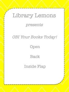 Open, Back, Inside Flap!  An Easy Method for Choosing Grea