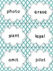 Open & Closed Syllables Word Work Bundle