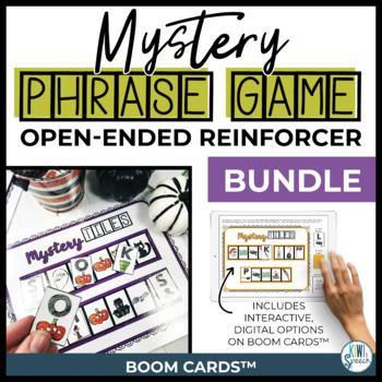 Open Ended Seasonal Tile Game BUNDLE