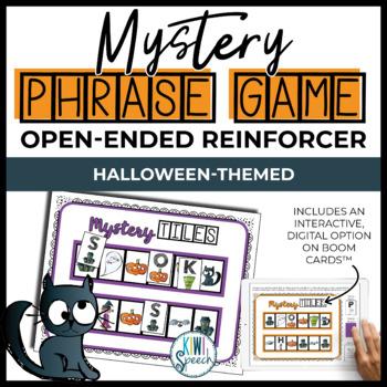 Open Ended Seasonal Tile Game: Halloween Theme