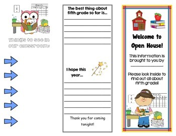 Open House Brochure