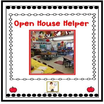 Open House Planning Helper