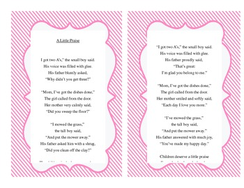 Open House Poems