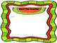 Open House Power Point -Watermelon Theme