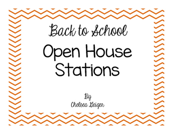 Open House Stations