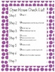 Open House Step-by-Step - EDITABLE - FREEBIE!