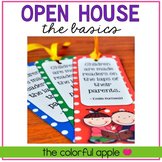 Open House: The Basics