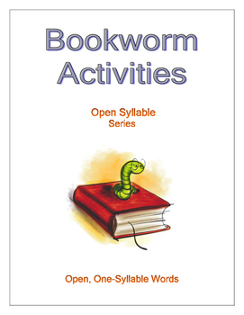 Open, One-Syllable Words
