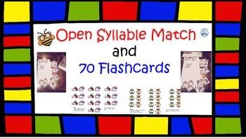 Open Syllable Mini-Match