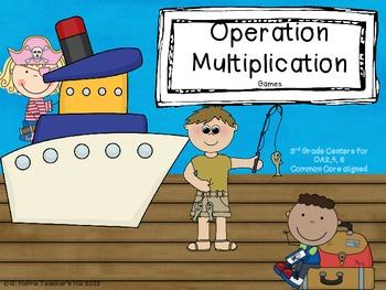 Operation Multiplication Games OA