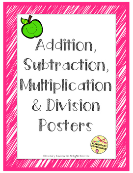 Operation Posters