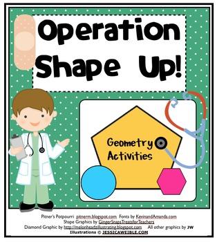 Operation Shape Up!