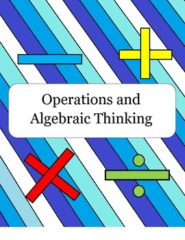 Ticket Out the Door Questions (Operations and Algebraic Th