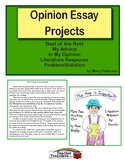 Opinion Essay Projects