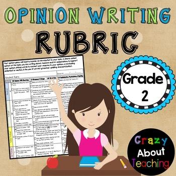 Opinion Rubrics