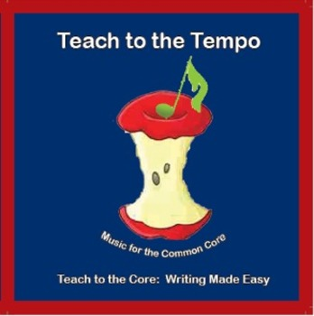 """""""Opinion Whee""""l Common Core Writing Song"""