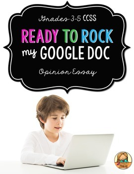 Opinion Writing: Multi-Draft Opinion Essay using Google Do