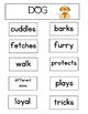 Opinion Writing My Favorite Pet Freebie