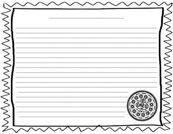 Opinion Writing Paper (FREE!)