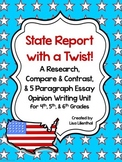 State Report Research Project ~ Opinion Writing