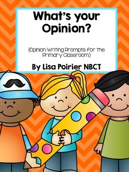 Opinion Writing Templates for the Primary Classroom