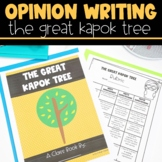 Opinion Writing with The Great Kapok Tree