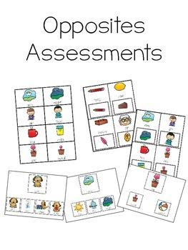 Opposites Assessments