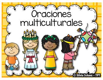 Oraciones multiculturales de diciembre