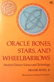 Oracle bones, stars, and whellbarrows - 8 copies of book