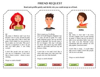 Oral Aid - Friend Request