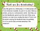 Oral Communication Game: Qui suis-je? Christmas Edition
