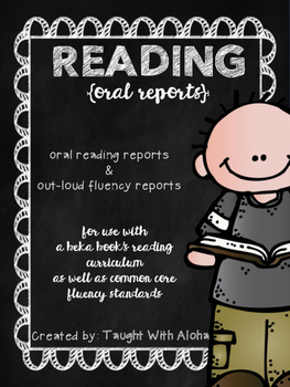 Reading Reports