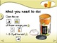 Orange Juice - Animated Step-by-Step Recipe SymbolStix