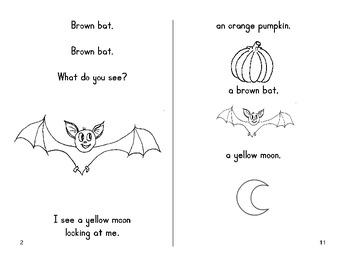 Halloween Fun Book - Orange Pumpkin, Orange Pumpkin