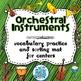 Orchestra Instrument Music Center Activities BUNDLE