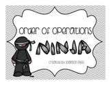 Order Of Operations Ninjas