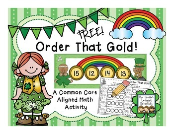 Order That Gold! {FREE}