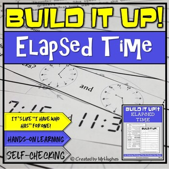 Elapsed Time - Order Up!